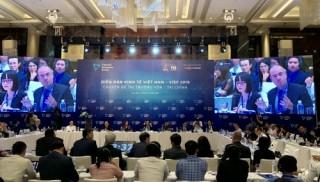 Sun Life Việt Nam tự hào đồng hành cùng Diễn đàn Kinh tế Việt Nam 2018