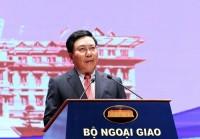 Khẩn trương hoàn tất công tác tổ chức Hội nghị WEF ASEAN
