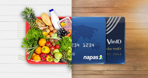 Hoàn 30% giá trị hóa đơn khi quẹt thẻ ATM tại Vinmart