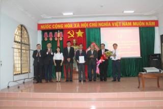 Công bố quyết định thành lập Đảng bộ cơ sở NHNN tỉnh Gia Lai
