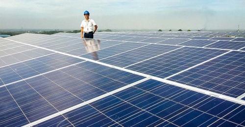 Giá điện mặt trời sẽ được chia theo nhiều khu vực