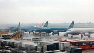 Huỷ nhiều chuyến bay do ảnh hưởng bão số 3