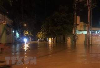 Bão số 3 đi vào phía Bắc Quảng Ninh và suy yếu thành áp thấp
