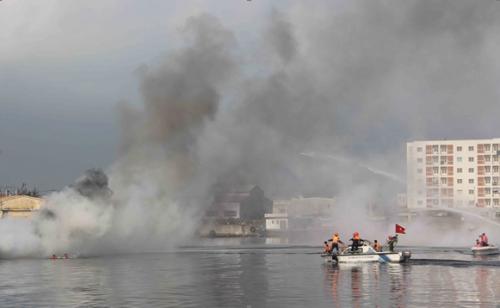 Phòng chống chữa cháy đối với công trình phức hợp và sân bay