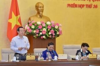 Ủy ban Thường vụ Quốc hội cho ý kiến về việc bổ sung dự toán NSNN năm 2019 cho tỉnh Hà Tĩnh, Quảng Bình