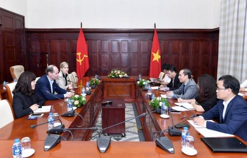 ANZ mong muốn tiếp tục đóng góp vào sự phát triển của Việt Nam