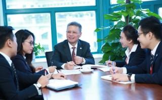 CEO Techcombank: Dịch vụ tài chính và mảng bảo hiểm đã đóng góp khoảng 30% doanh thu