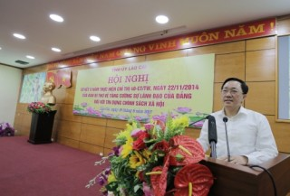 5 năm triển khai Chỉ thị 40 ở Lào Cai: Bước đột phá về tư duy chính sách