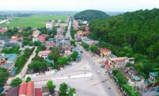 Thêm 3 huyện thị đạt chuẩn nông thôn mới