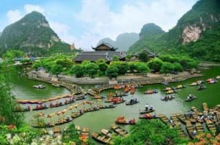 Khách du lịch đến Ninh Bình tăng 12% mỗi năm
