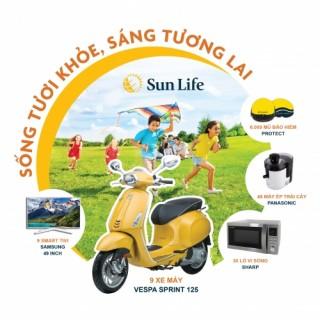 Sun Life Việt Nam tri ân khách hàng qua chương trình 'Sống tươi khỏe, Sáng tương lai'
