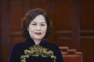 Thủ tướng bổ nhiệm lại Phó Thống đốc NHNN Nguyễn Thị Hồng