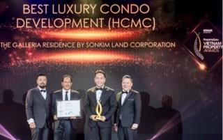 SonKim Land nhận thêm nhiều giải thưởng bất động sản