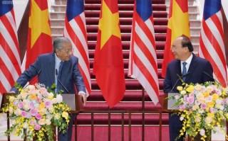 Việt Nam, Malaysia phấn đấu nhanh chóng đạt 20 tỷ USD kim ngạch thương mại