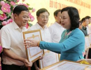 Hà Nội đứng đầu về sử dụng ngân sách địa phương ủy thác cho tín dụng chính sách
