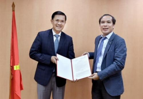 Công bố Quyết định bổ nhiệm Phó Cục trưởng Cục Giám sát an toàn hệ thống các TCTD