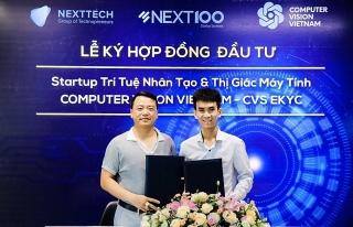 NextTech công bố đầu tư 500.000 USD vào startup chuyên giải pháp trí tuệ nhân tạo