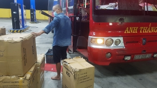 Phú Yên: Tạm giữ 22.500 cái khẩu trang y tế