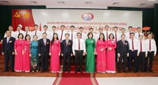 Xây dựng Đảng bộ vững mạnh, không ngừng đổi mới, mở rộng tín dụng chính sách xã hội