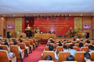 Đại hội đại biểu Đảng bộ cơ quan Ngân hàng Trung ương lần thứ XXIV họp phiên trù bị