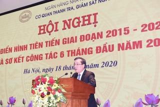 Sẽ xây dựng Đề án cơ cấu lại các TCTD gắn với xử lý nợ xấu giai đoạn 2021-2025