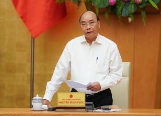 Thủ tướng: 'Không thể khoanh tay đứng nhìn khó khăn của người dân, doanh nghiệp'