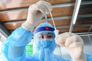 Sáng 5/10, Hà Nội thêm 1 ca mắc COVID-19 liên quan đến Bệnh viện Việt Đức