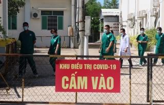 Sáng 9/8: Ghi nhận 5.155 ca nhiễm mới, 786 ca trong cộng đồng