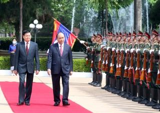 Ưu tiên cao nhất cho việc không ngừng củng cố, vun đắp mối quan hệ Việt-Lào
