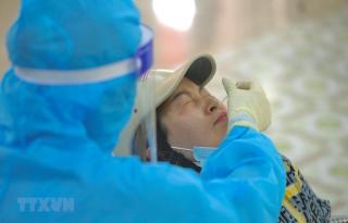 Việt Nam ghi nhận thêm 4.802 ca mắc COVID-19 trong sáng 11/8