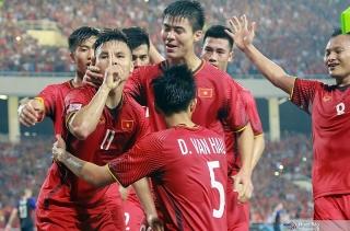 Đội tuyển Việt Nam tăng 3 điểm, duy trì vị trí 92 thế giới