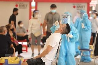 Sáng 16/8, Hà Nội ghi nhận thêm 20 ca dương tính mới với SARS-CoV-2