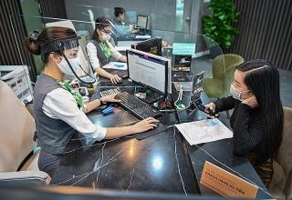 VPBank: Đặt lịch hẹn online cho khách tới ngân hàng mùa dịch