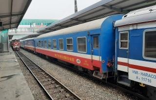 Từ ngày 25/8, tạm dừng toàn bộ tàu khách trên tất cả các tuyến đường sắt