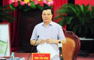 Bí thư Thành ủy Hà Nội: Triệt để khắc phục sơ hở, tập trung chặn dịch từ 'gốc'