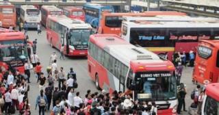 Bến xe Yên Sở sẽ có công suất 1.000 xe mỗi ngày