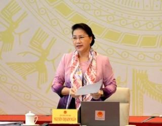 Hội nghị ĐBQH hoạt động chuyên trách thảo luận về 2 dự án luật