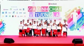 Quyên góp gần 3 tỷ đồng cho trẻ em nghèo hiếu học từ giải chạy cộng đồng