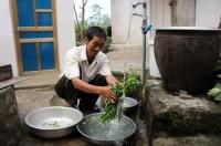 Tăng mức cho vay xây công trình nước sạch lên 10 triệu đồng/hộ
