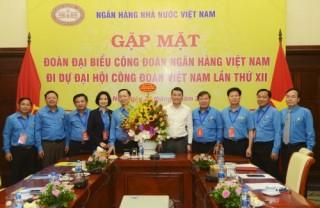 Công đoàn Ngành đã đóng góp thiết thực, hiệu quả cho hệ thống Công đoàn Việt Nam