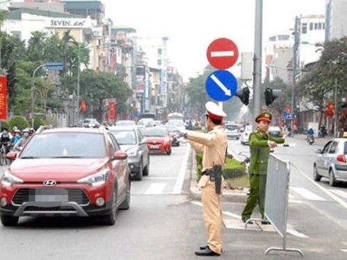 Hà Nội tổ chức phân luồng giao thông phục vụ Lễ Quốc tang Chủ tịch Nước