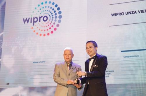 Wipro Unza - Môi trường làm việc đáng mơ ước