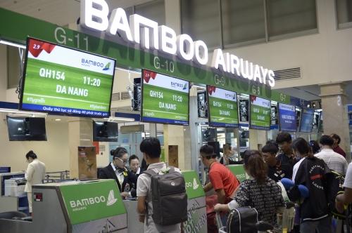 Bamboo Airways chính thức khai trương đường bay nối TP. Hồ Chí Minh và Đà Nẵng