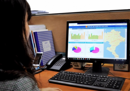 Tăng cường kênh thông tin về NSNN qua kho dữ liệu hiện đại