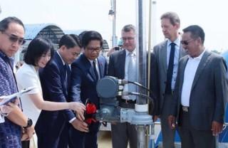 Hà Nội khánh thành nhà máy nước sạch đạt tiêu chuẩn châu Âu