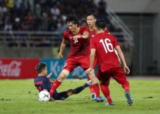 Việt Nam - Thái Lan: Bất phân thắng bại trận đầu vòng loại World Cup 2022 khu vực châu Á