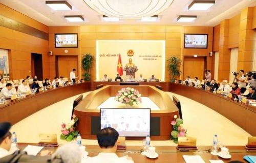 Hôm nay, khai mạc Phiên họp thứ 37 của Ủy ban Thường vụ Quốc hội