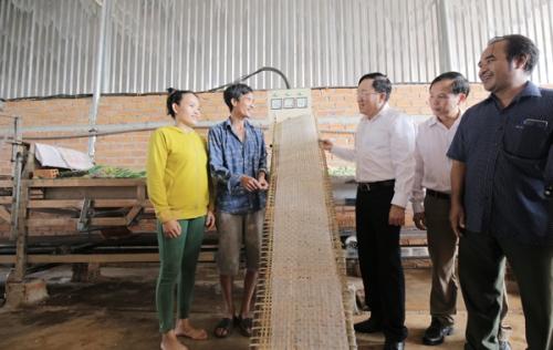 Khi tín dụng chính sách tiếp sức cho xây dựng nông thôn mới
