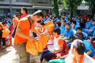 Hanwha Life Việt Nam tổ chức lễ hội Trung thu cho trẻ em khuyết tật