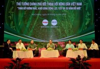Năm thứ hai liên tiếp Thủ tướng Chính phủ đối thoại với nông dân